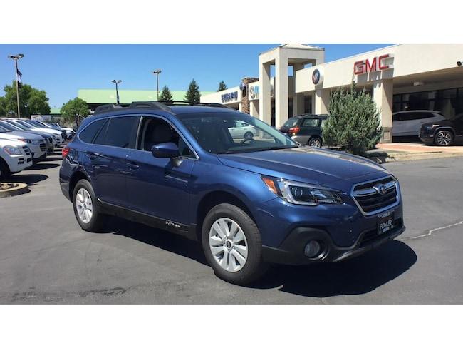 New 2019 Subaru Outback Premium SUV For Sale/Lease Ukiah, CA