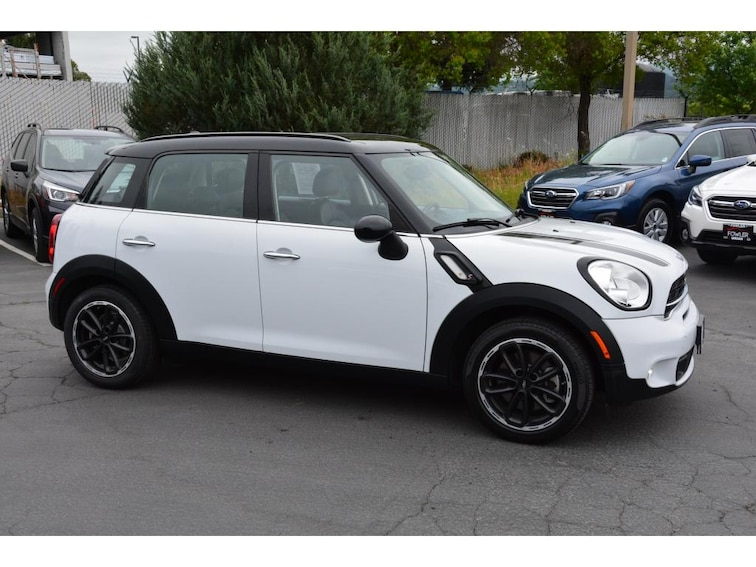 Used 2016 Mini Cooper Countryman For Sale Santa Rosa