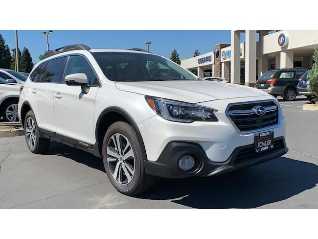 New 2019 Subaru Outback Limited SUV For Sale/Lease Ukiah, CA