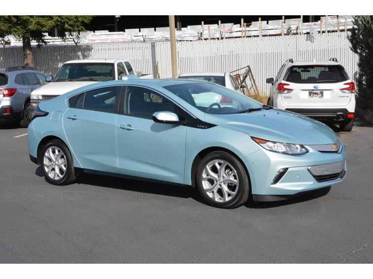 Used 2018 Chevrolet Volt Premier HB Near Santa Rosa CA