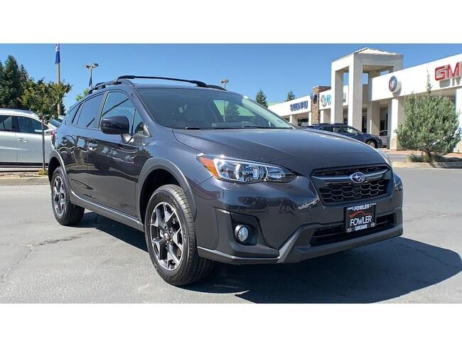 New 2019 Subaru Crosstrek 2.0i Premium SUV For Sale/Lease Ukiah, CA