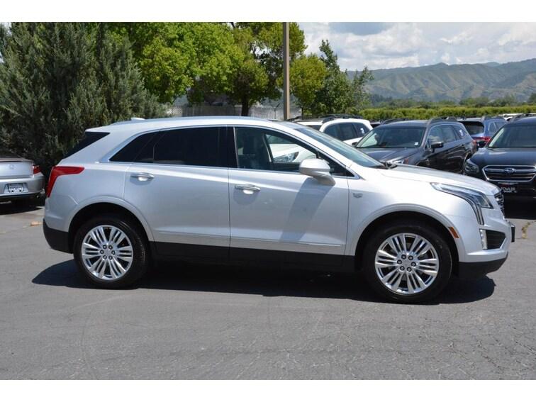 Used 2018 Cadillac XT5 Premium Luxury FWD Wagon Near Santa Rosa CA