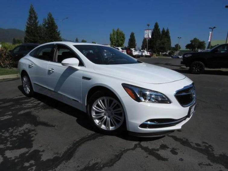 Used 2018 Buick Lacrosse Essence Sedan Near Santa Rosa CA