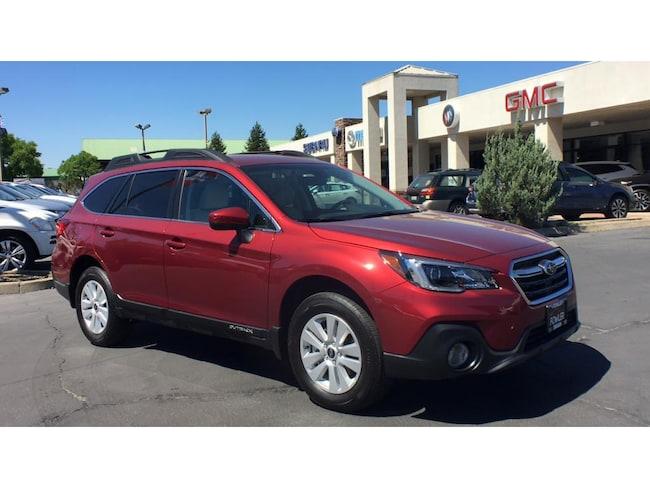 New 2019 Subaru Outback 2.5i Premium SUV For Sale/Lease Ukiah, CA