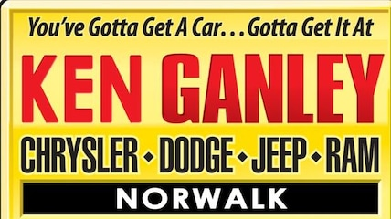 Ken Ganley Chrysler Dodge Jeep Ram