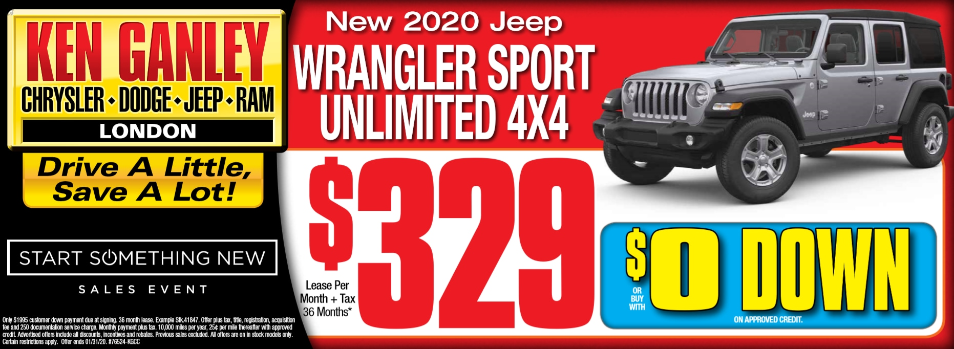 Chrysler Dodge Jeep & Ram Specials in London, OH | Lease ...