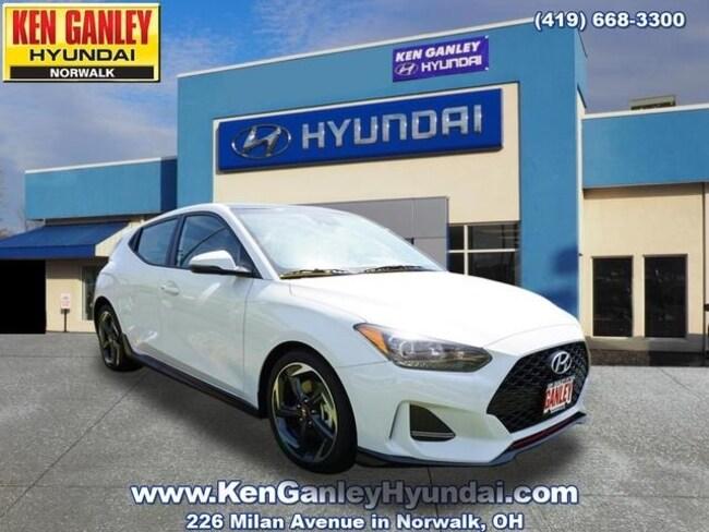 New 2019 Hyundai Veloster For Sale At Ken Ganley Hyundai Vin