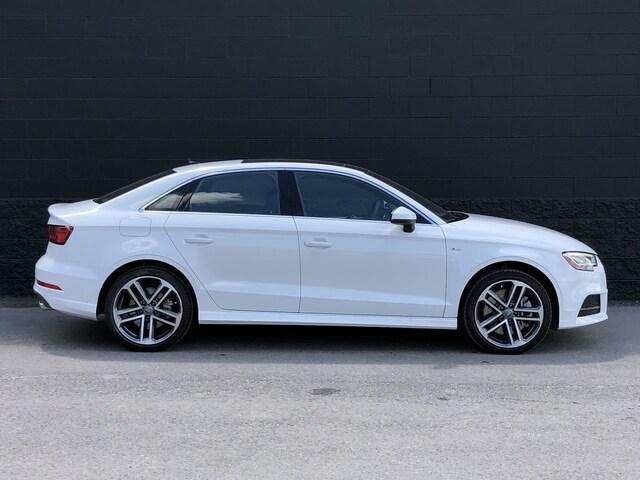2019 Audi A3 Sedan Premium Plus Premium Plus 45 TFSI quattro