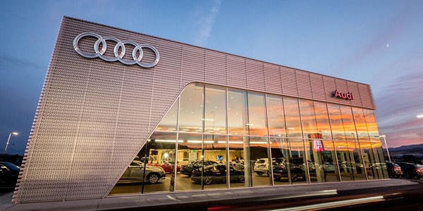 Audi Lehi Near Salt Lake City Part Of The Ken Garff Auto Group - Ken garff audi