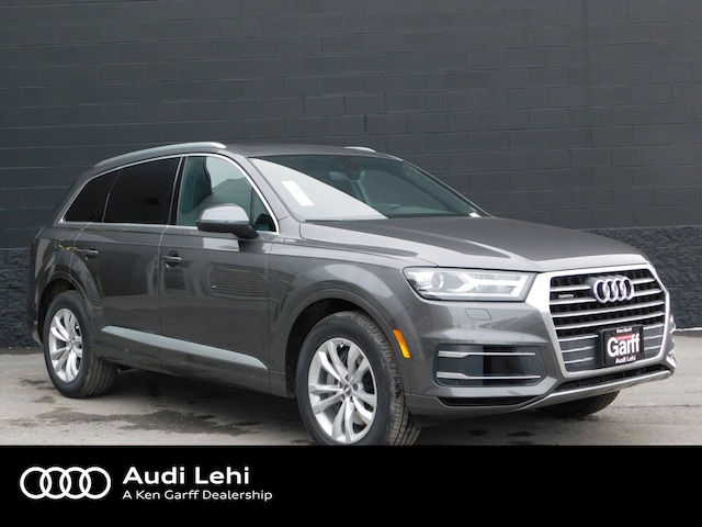 New Audi Cars and SUVs For Sale in Lehi, Utah | Near SLC