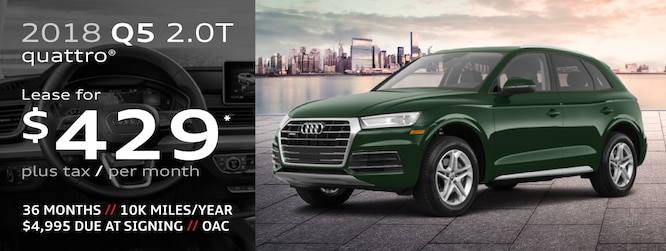 New Audi Vehicle Specials At Audi Lehi In Utah - Ken garff audi