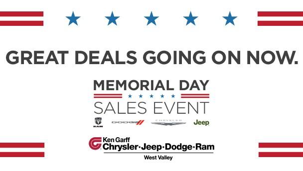 Dodge Chrysler Jeep Ram Dealership Salt Lake City Ut New