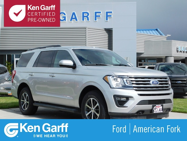 Ken Garff Used >> Used 2018 Ford Expedition For Sale At Ken Garff Ford Vin