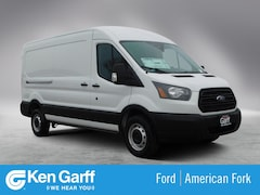 2019 Ford Transit-350 T-350 148 MD RF SLID Van Medium Roof Cargo Van