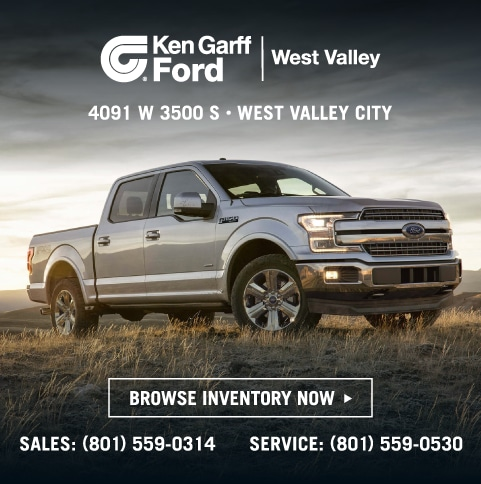 Ken Garff Used Cars >> Ken Garff Ford New Ford Dealership In Salt Lake City Ut