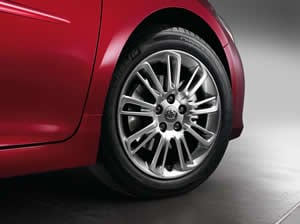Tire and Wheel Protection at Hamer Toyota