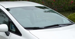 Windshield Protection with Titanium Plus Protection