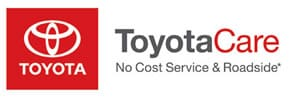 ToyotaCare No Cost Maintenance at Hamer Toyota