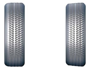 Tire Wear at Hamer Toyota