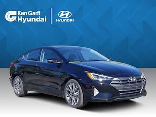 2020 Hyundai Elantra Limited Sedan