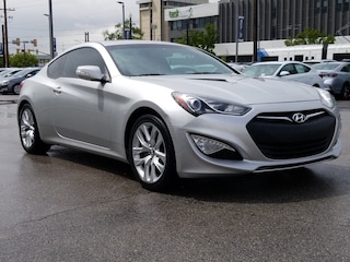 2013 Hyundai Genesis Coupe 3.8 Grand Touring w/Black Leather Coupe