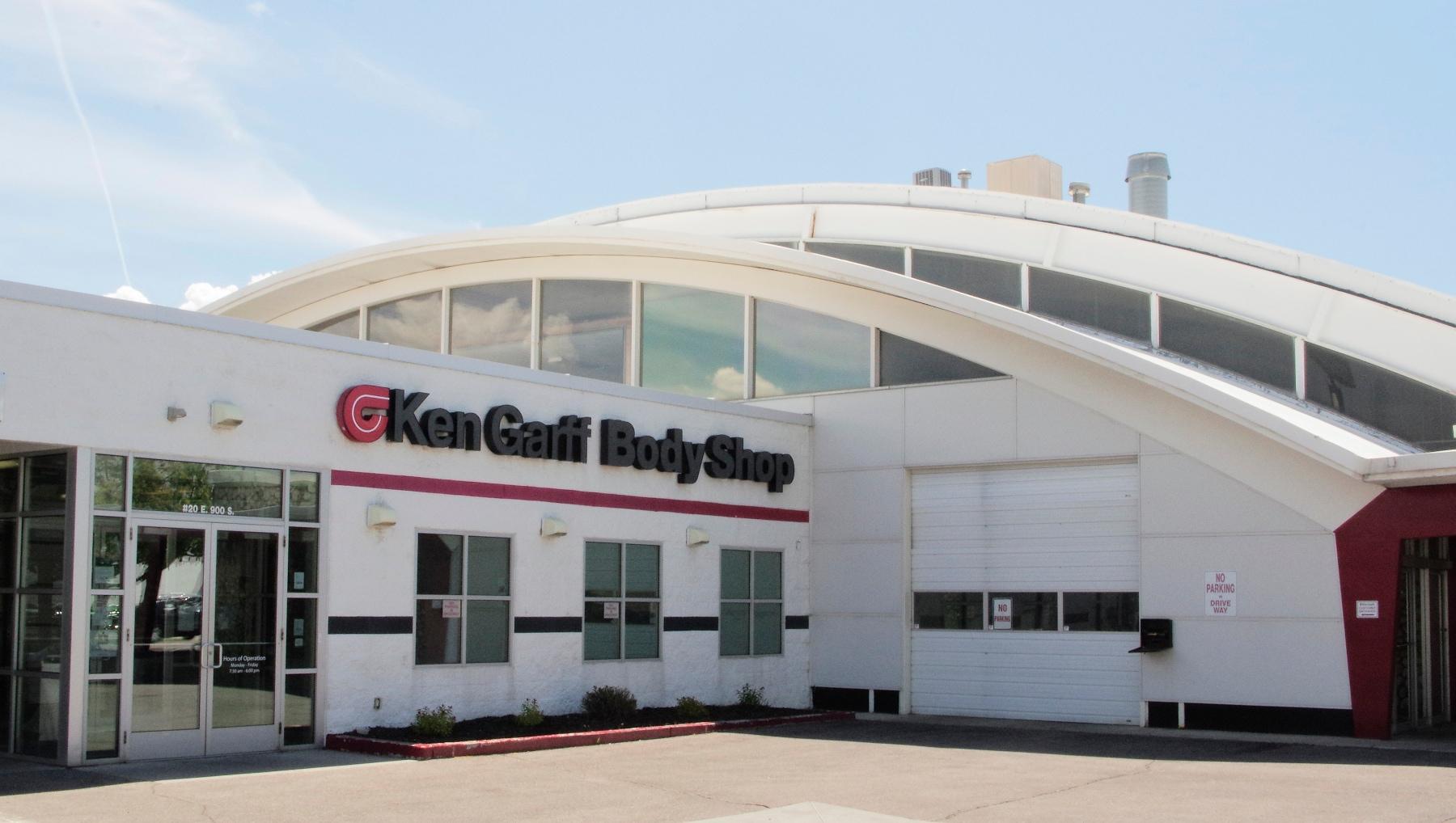 Auto Body Shop And Car Repair Salt Lake City Ken Garff
