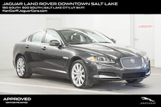 2014 Jaguar XF 3.0 AWD Sedan