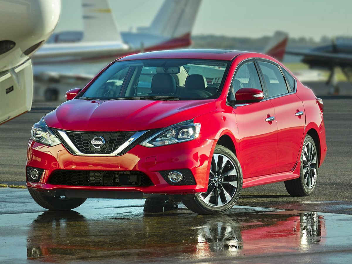 2017 Nissan Sentra SR Turbo SR Turbo CVT