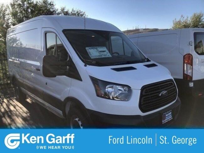 2018 Ford Transit Van T-350 148 MED RF 9500 GV T-350 148 Med Rf 9500 GVWR Sliding RH Dr