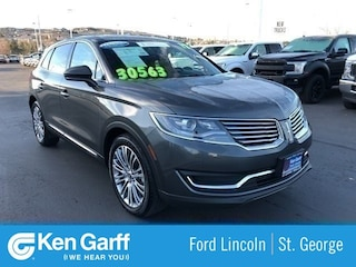 2017 Lincoln MKX Reserve Reserve FWD