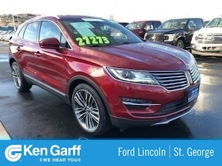 2015 Lincoln MKC AWD 4DR AWD