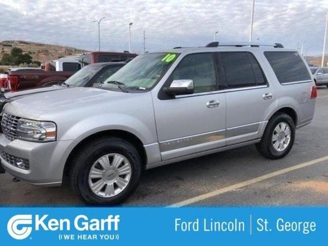 2010 Lincoln Navigator SUV