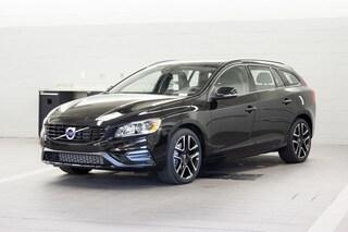 2018 Volvo V60 Dynamic T5 AWD Dynamic