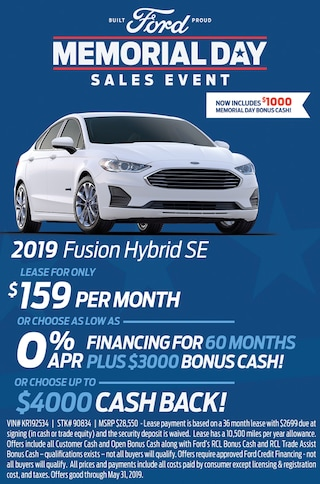 May Fusion Special