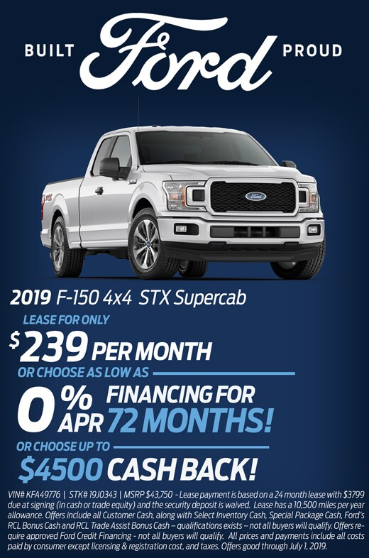 June F-150 Special