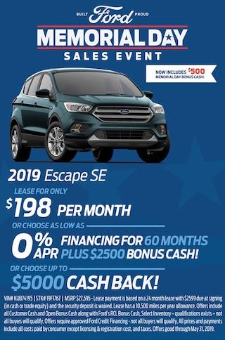 May Escape Special
