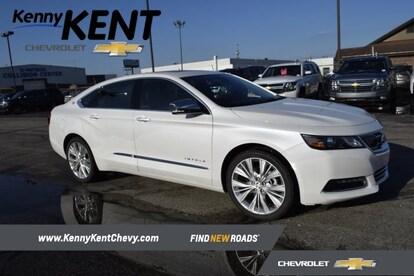 New 2019 Chevrolet Impala Premier w/2LZ For Sale in Evansville IN 90149 |  Evansville New Chevrolet For Sale 1G1105S30KU140272