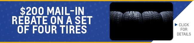 Tire Rebate Coupon, Evansville