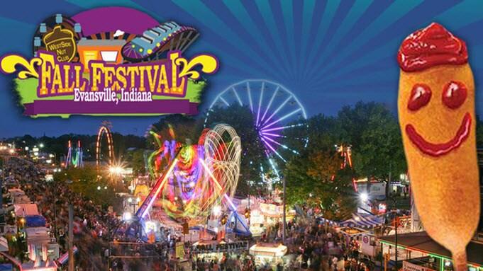 96th Annual West Side Nut Club Fall Festival