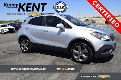 Certified 2014 Buick Encore Base For Sale In Evansville In A73195