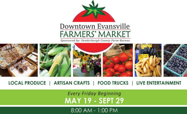 Downtown Evansville Farmers' Market