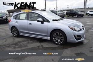 2016 Subaru Impreza 2.0i Sport Premium Hatchback