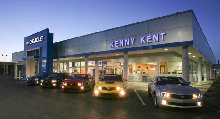 Kenny Kent Chevy Car Dealer A Bbb Rating Dealership