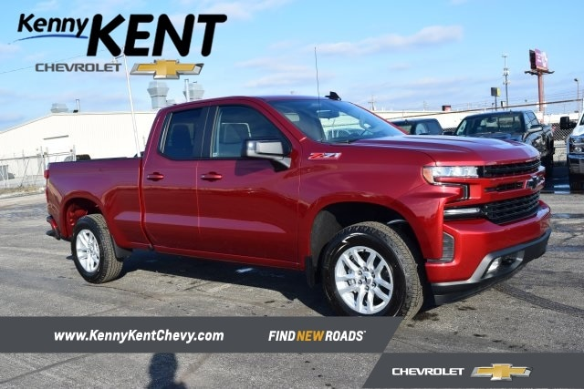 New 2019 Chevrolet Silverado 1500 Rst For Sale In Evansville In