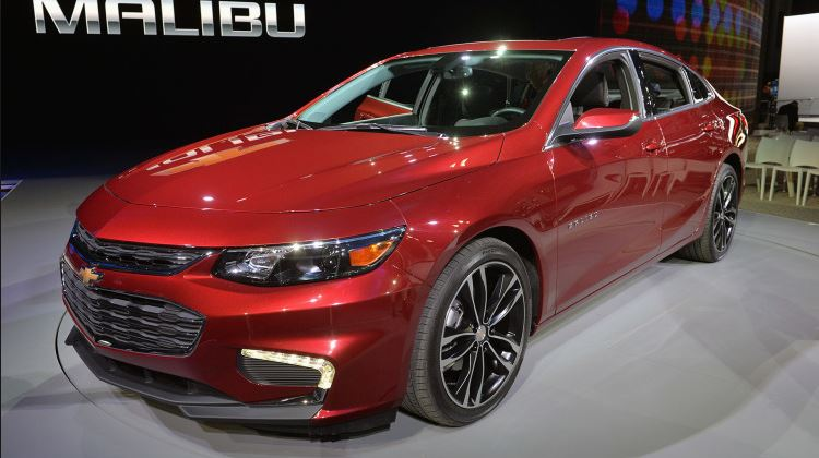 2016 Chevy Malibu Hybrid Achieves Incredible Gas Mileage Kenny