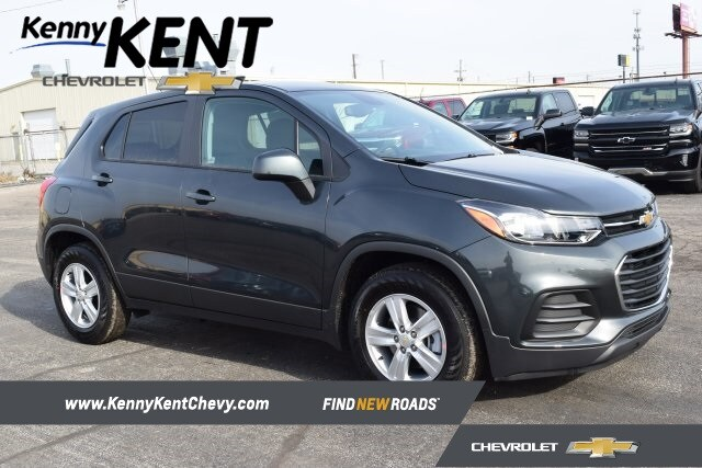 New 2019 Chevrolet Trax Ls For Sale In Evansville In 95302