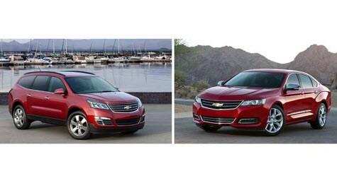 Kbb Names Impala Traverse Best Family Cars Kenny Kent Chevrolet