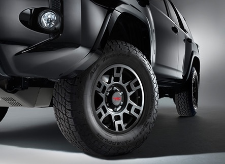 Toyota Tire Maintenance, Evansville