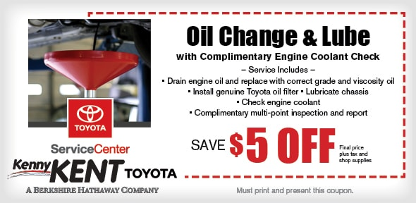 Toyota Oil Change Coupon >> Toyota Lube Oil Filter Coupon Oil Change Center Evansville