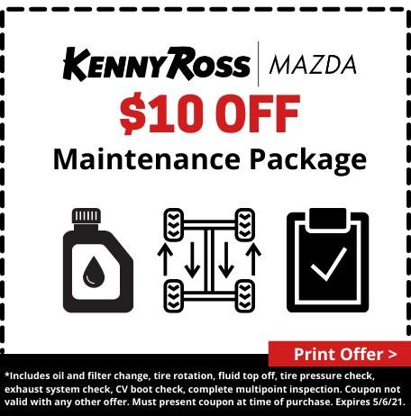 $10 off Maintenance